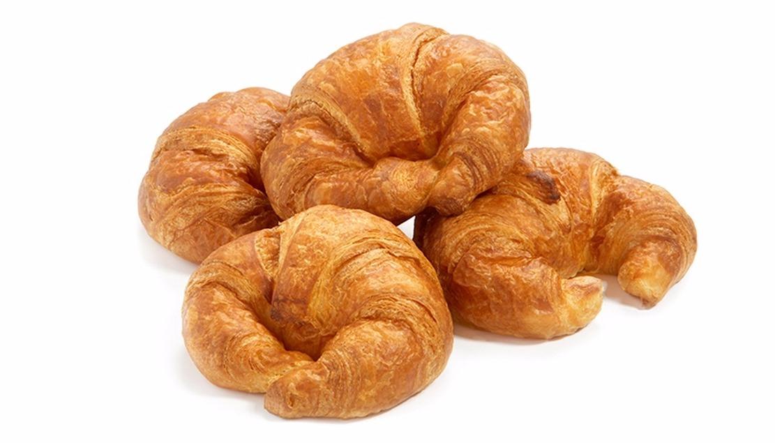 Croissant, hartig & zoet