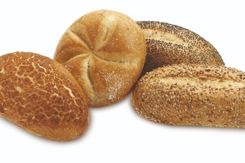 Witte harde broodje